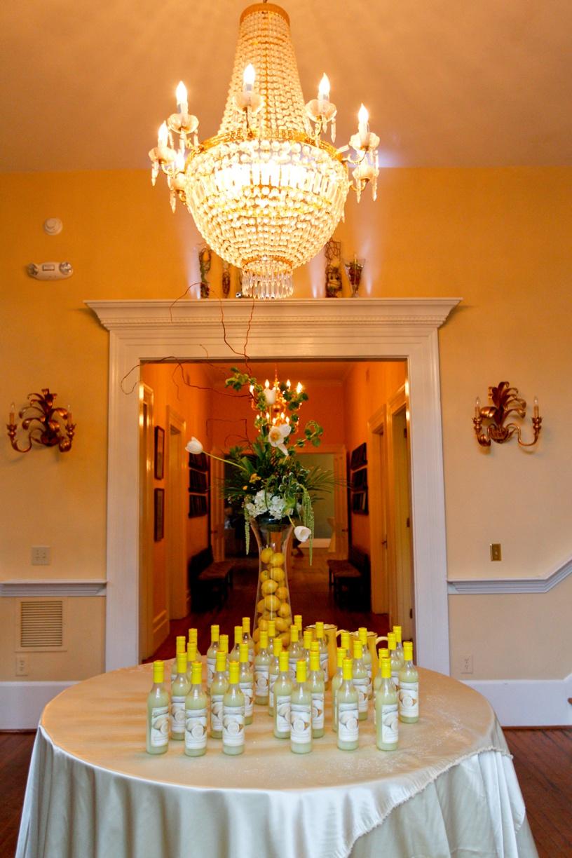 Winyah Indigo Hall - Reception area