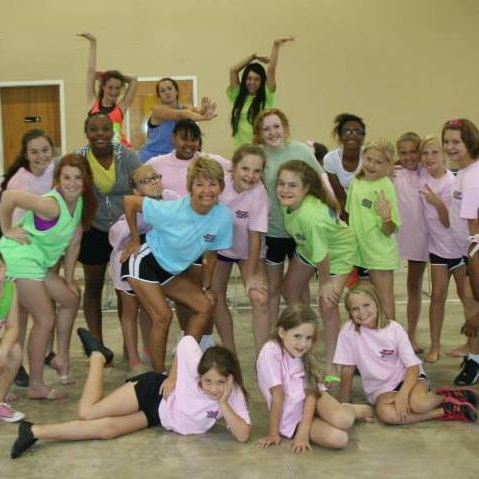 Betty Aden Dance Camp - A fun-filled week of dance camp for girls ages 3 - 12th grade.