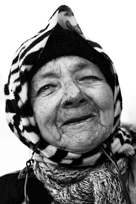 """""""La Calle Infame de la Soledad""""   Retrato de Doña Margarita por Leo Carvajal. Inspiración para  """"La Calle Infame de la Soledad"""" de Patiño Quintana."""