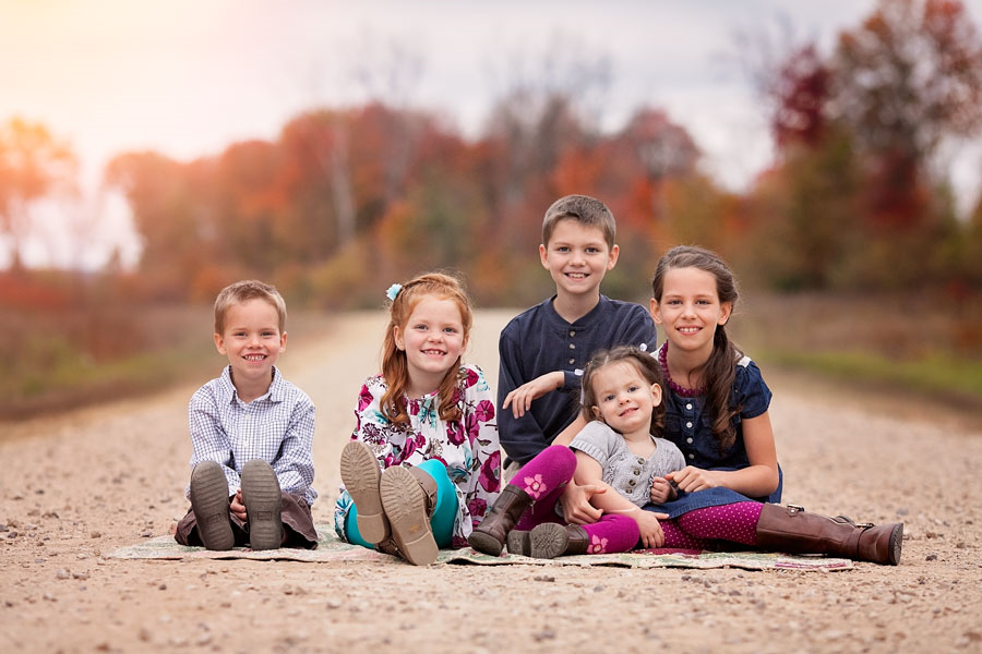 Bettendorf Family Portrait Session