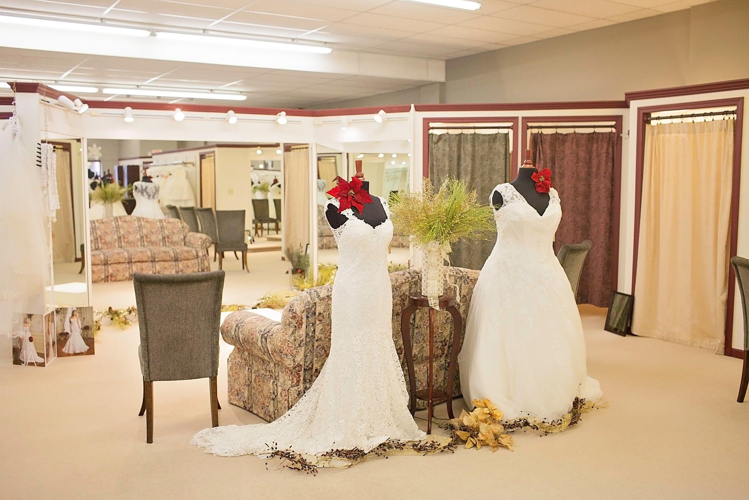 Quad Cities Wedding Dresses