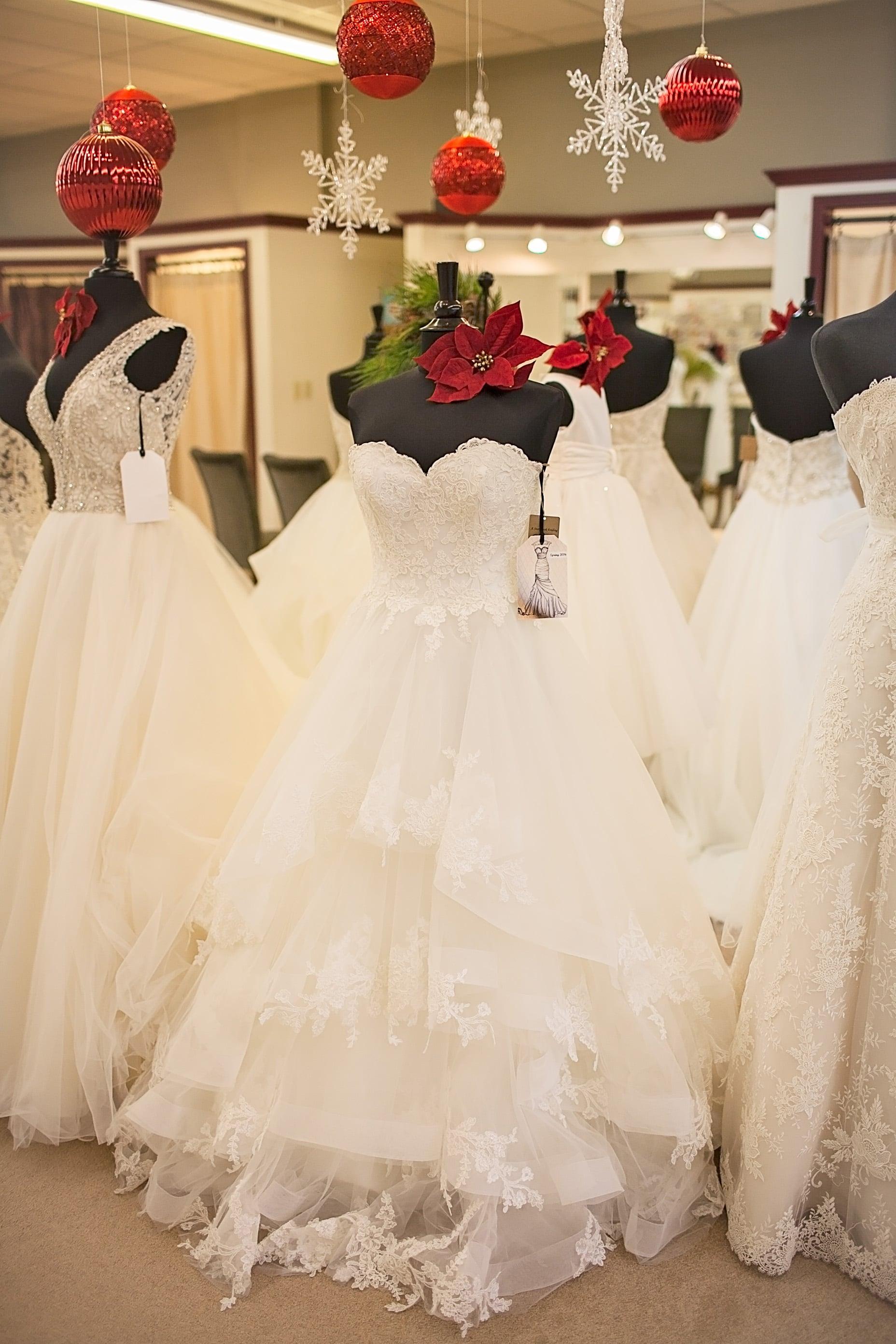 Quad Cities Bridal Shop