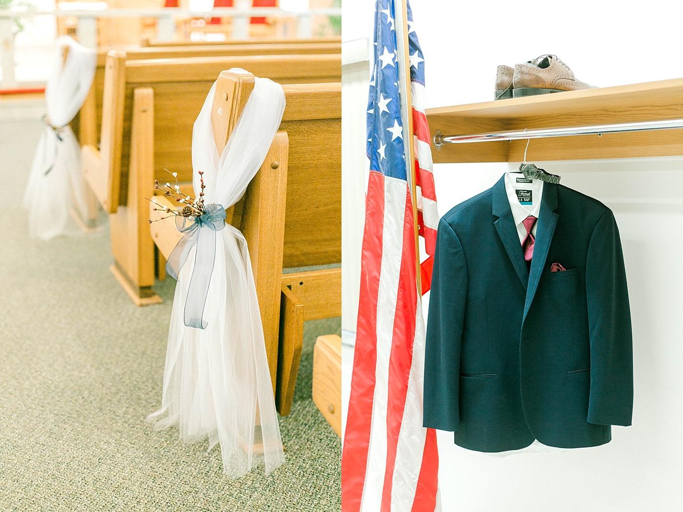 necedah wedding photography