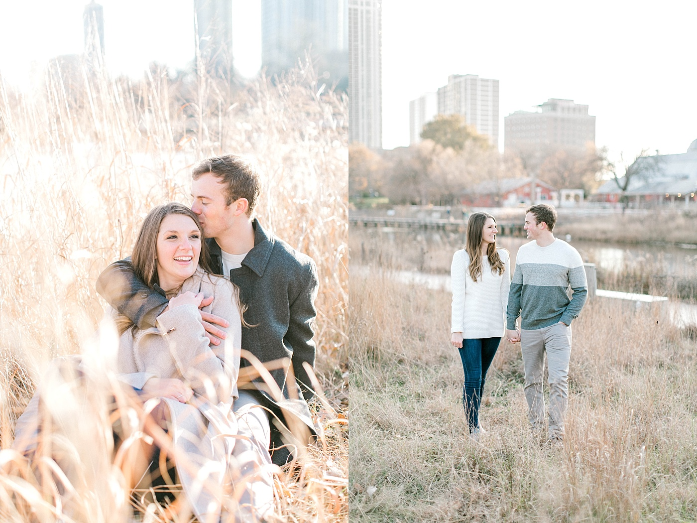 Miriam Bulcher Photography Chicago engagement session