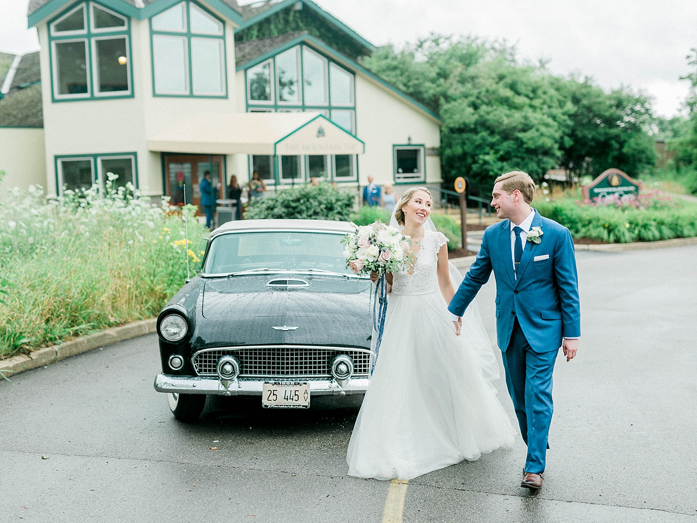 Wedding photographer in Madison, WI