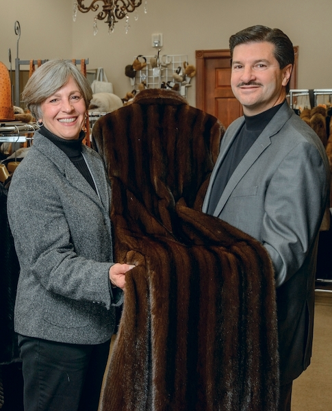 Gail and Leonard Iwinski