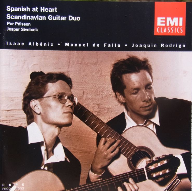 Spanish at Heart – 1998