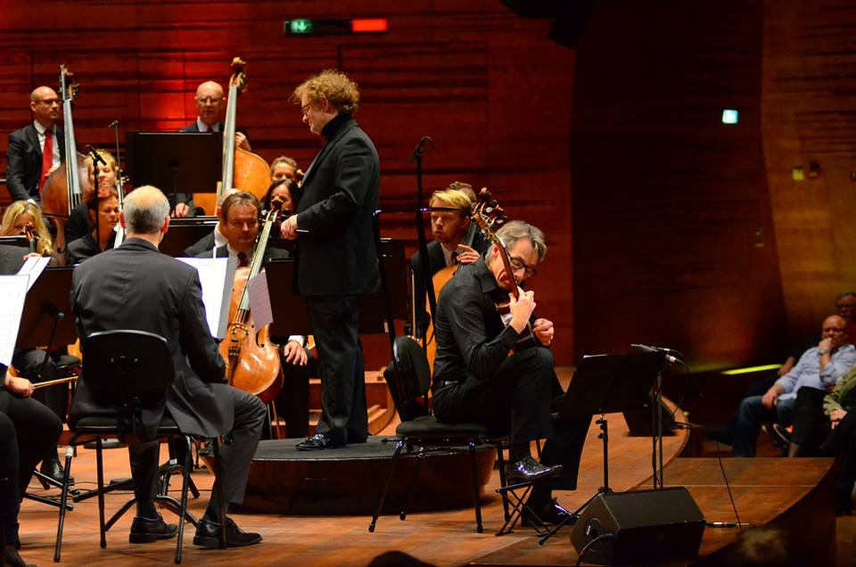 Soloist with Danish Radio Symphony Orchestra