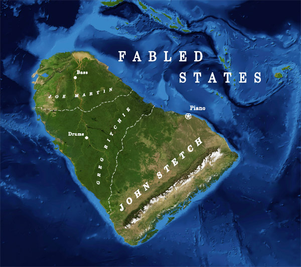 Copy of Fabled States (2011)