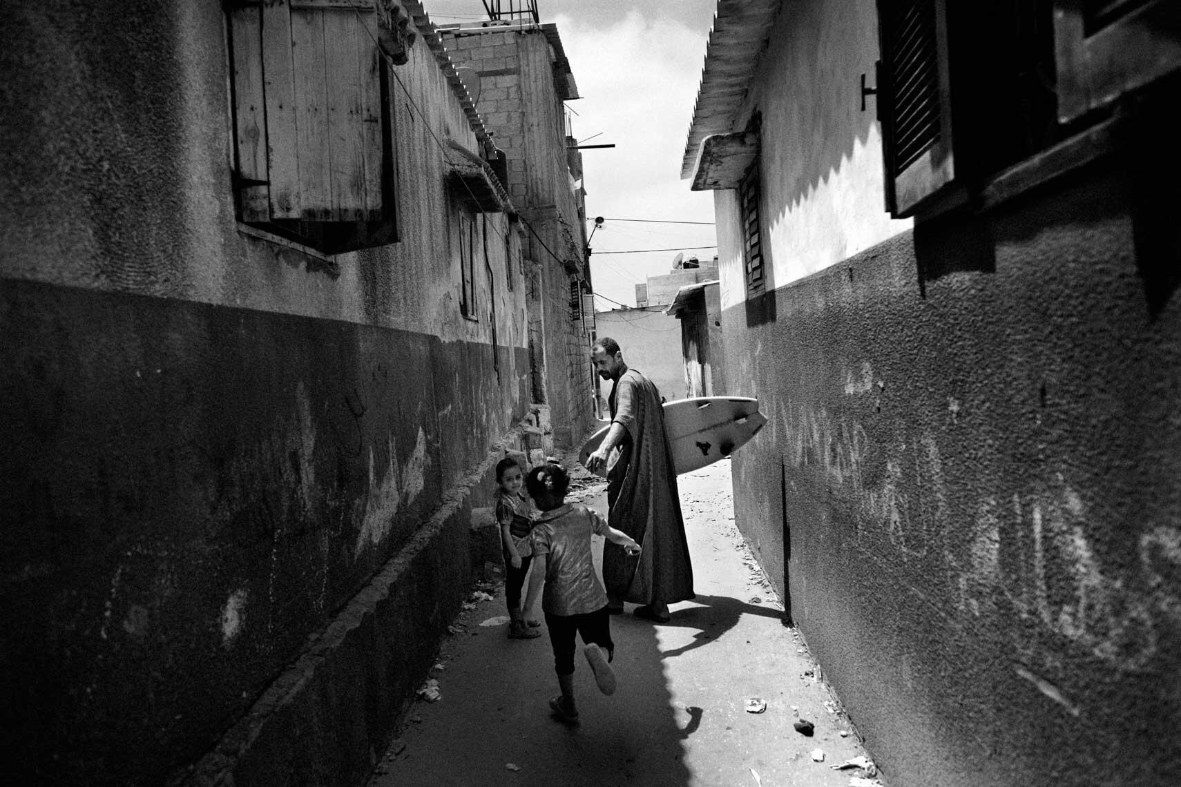 al-Shati Refugee Camp