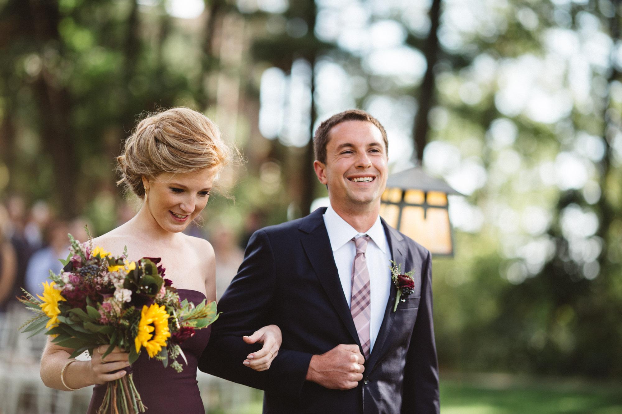 Grand View Lodge wedding photography by Britt DeZeeuw, Brainerd MN photographer