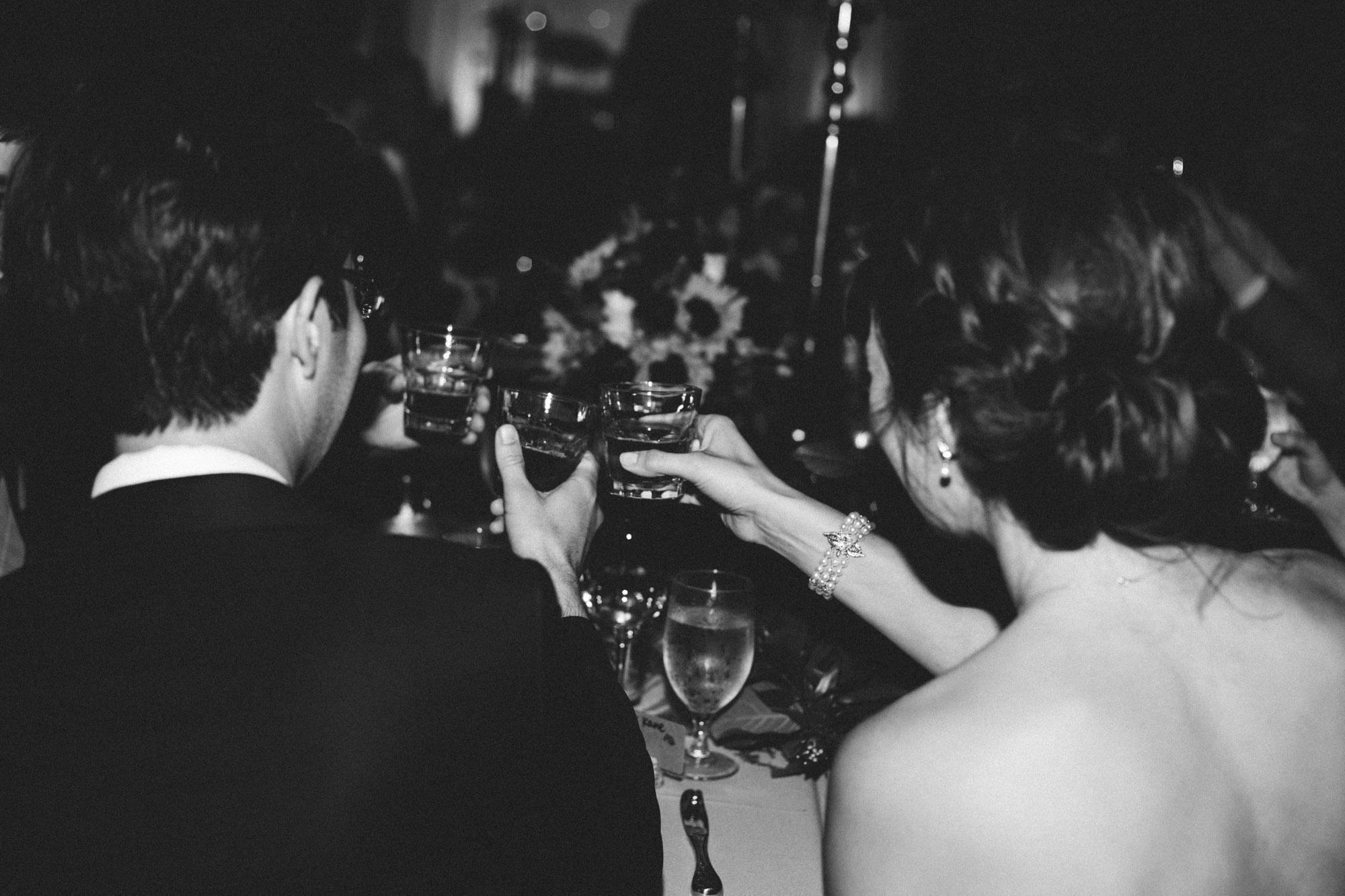 Norway Center wedding reception at Grand View Lodge, photography by Britt DeZeeuw