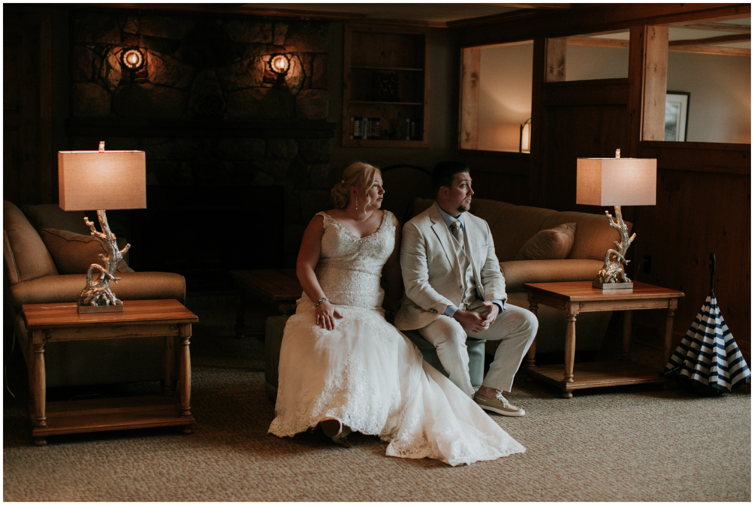 Wedding at Madden's Resort on Gull Lake in Brainerd MN