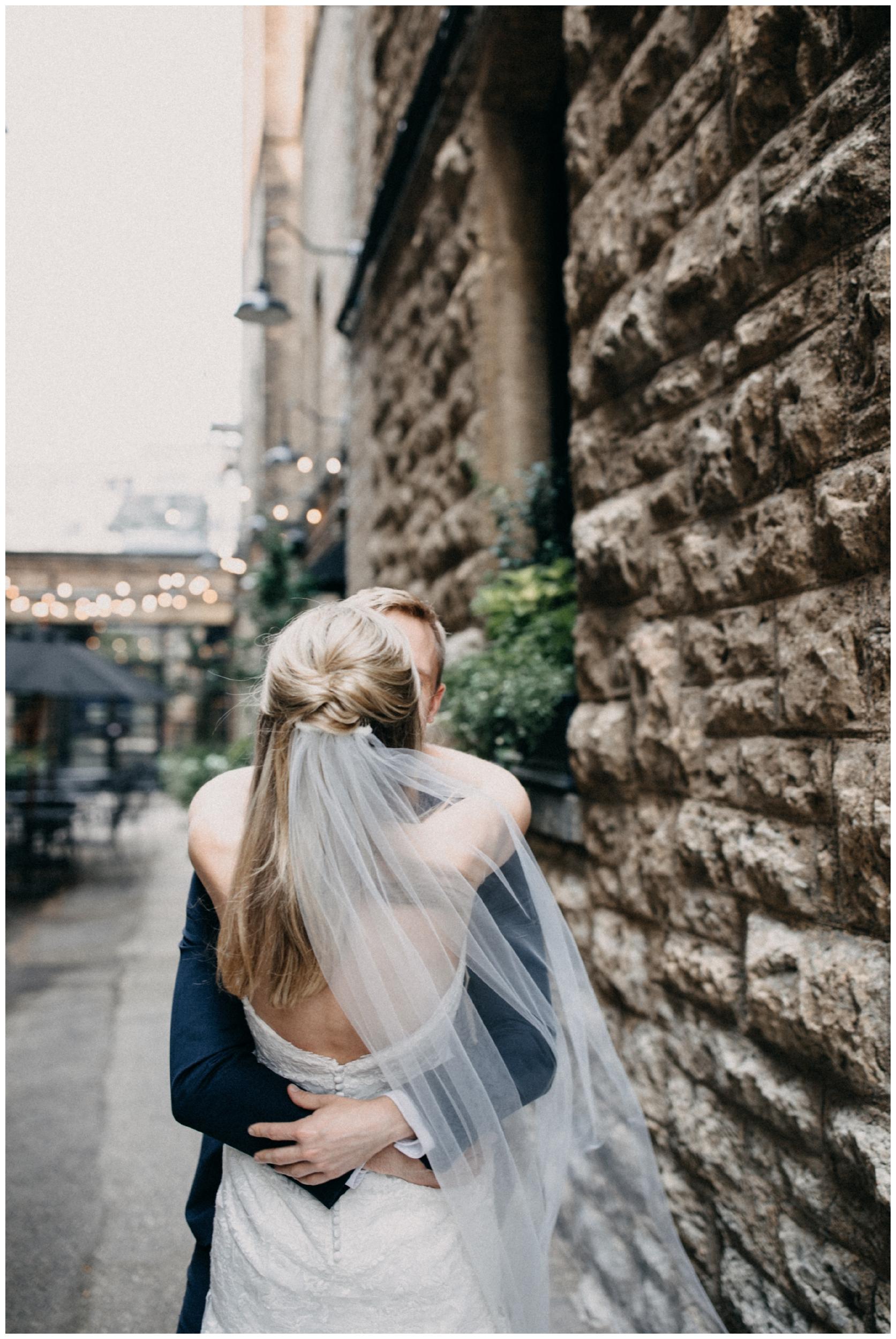 Minneapolis wedding photographed by Britt DeZeeuw