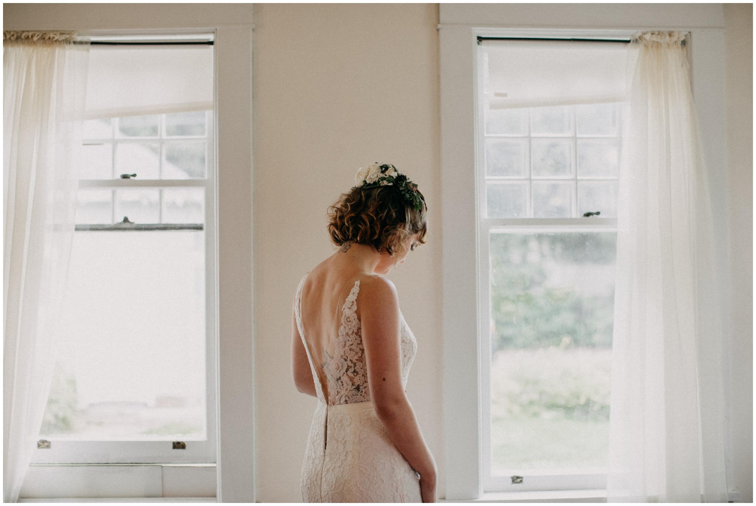 Duluth Minnesota elopement wedding photographed by Britt DeZeeuw