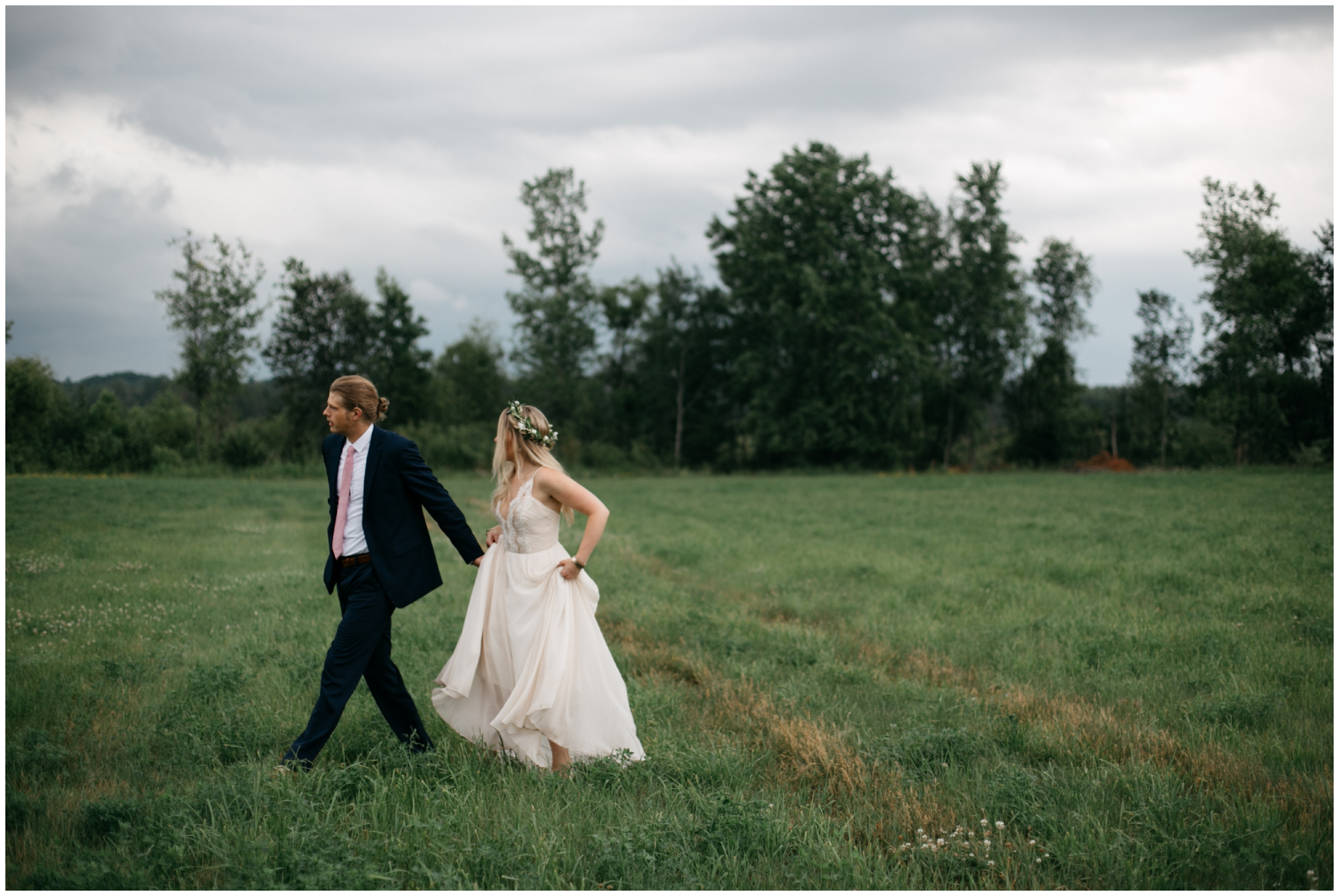 Midsummer's night dream inspired wedding at the NP Event Space