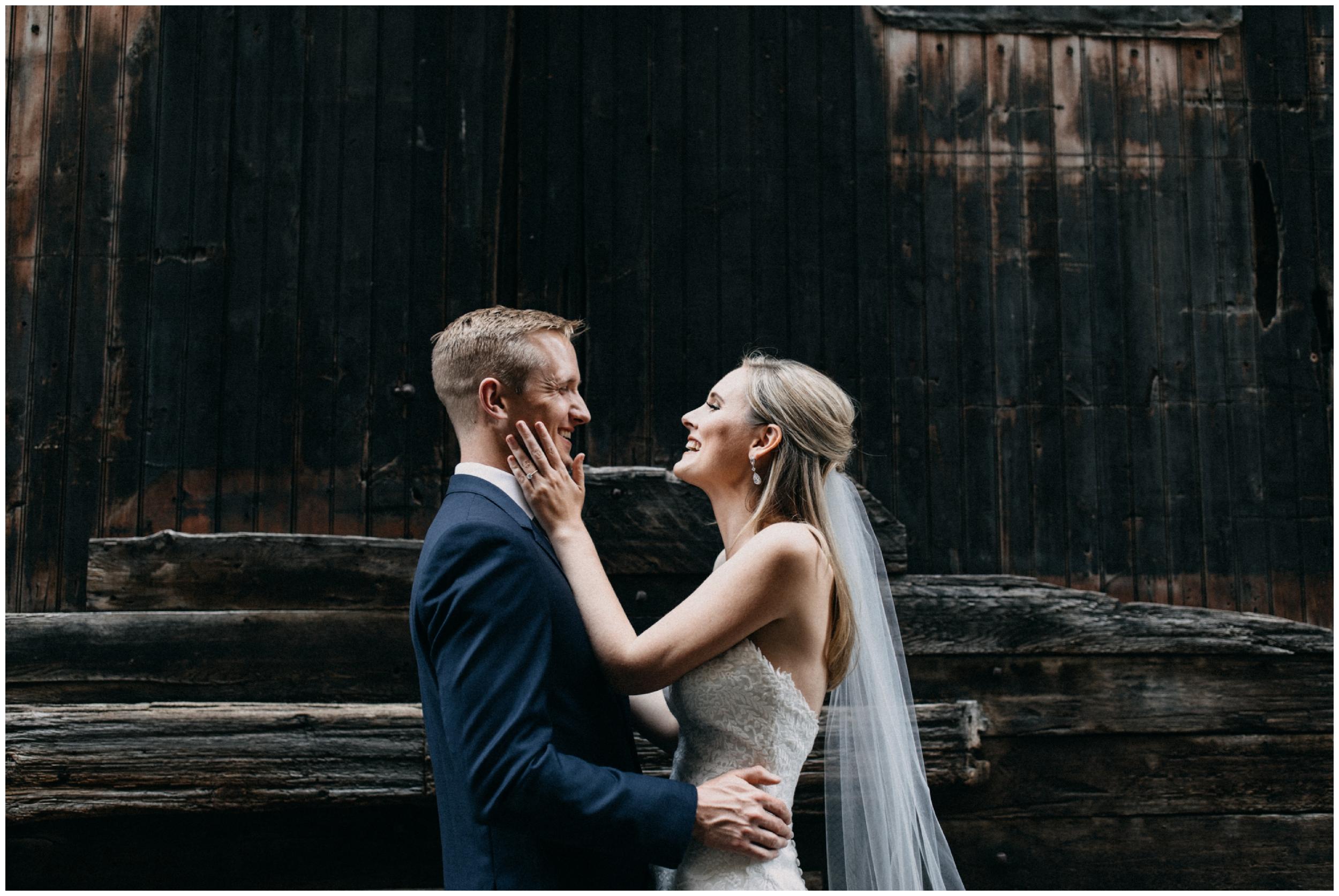 Warehouse wedding in Minneapolis MN