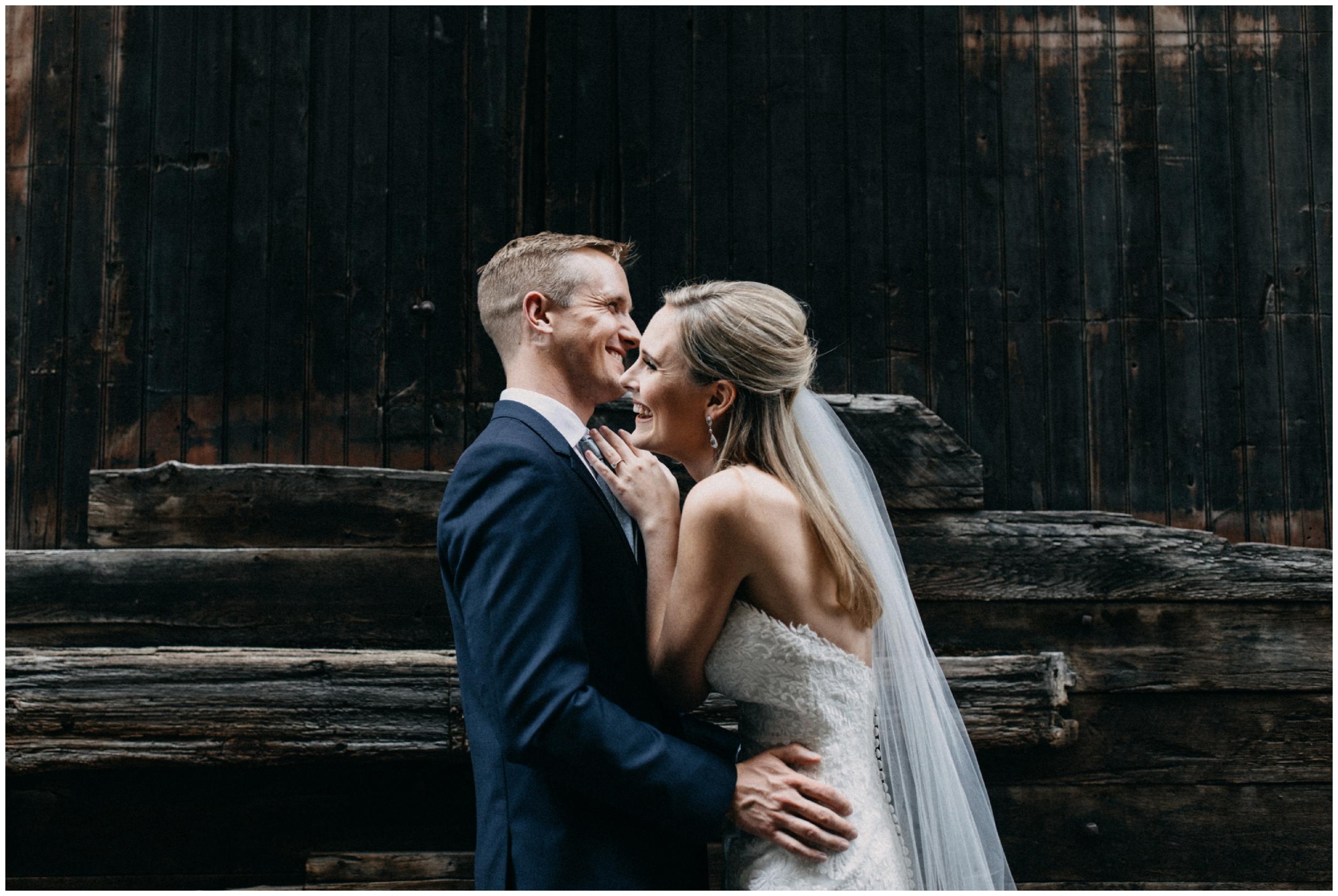 Warehouse wedding in Minneapolis