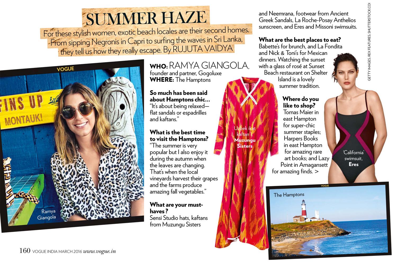 Vogue India   |Feature