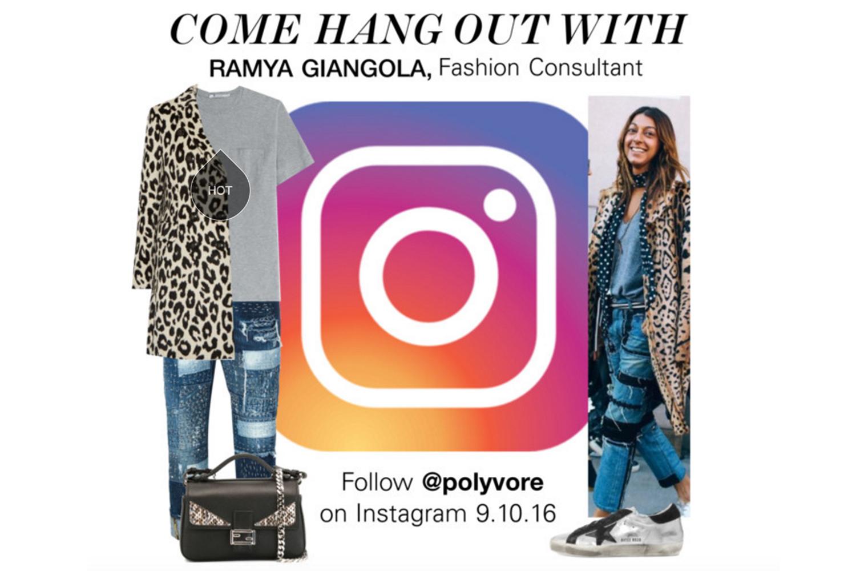 Polyvore | Instagram Takeover