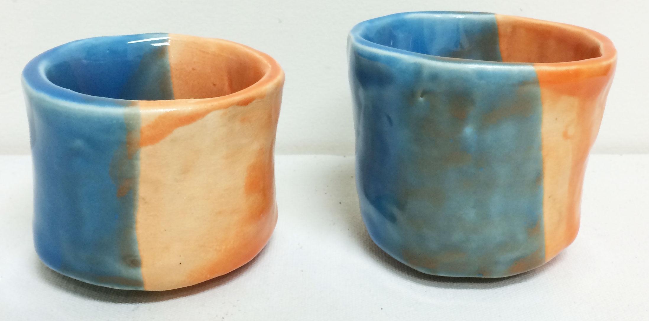 Tea Cups,  2014