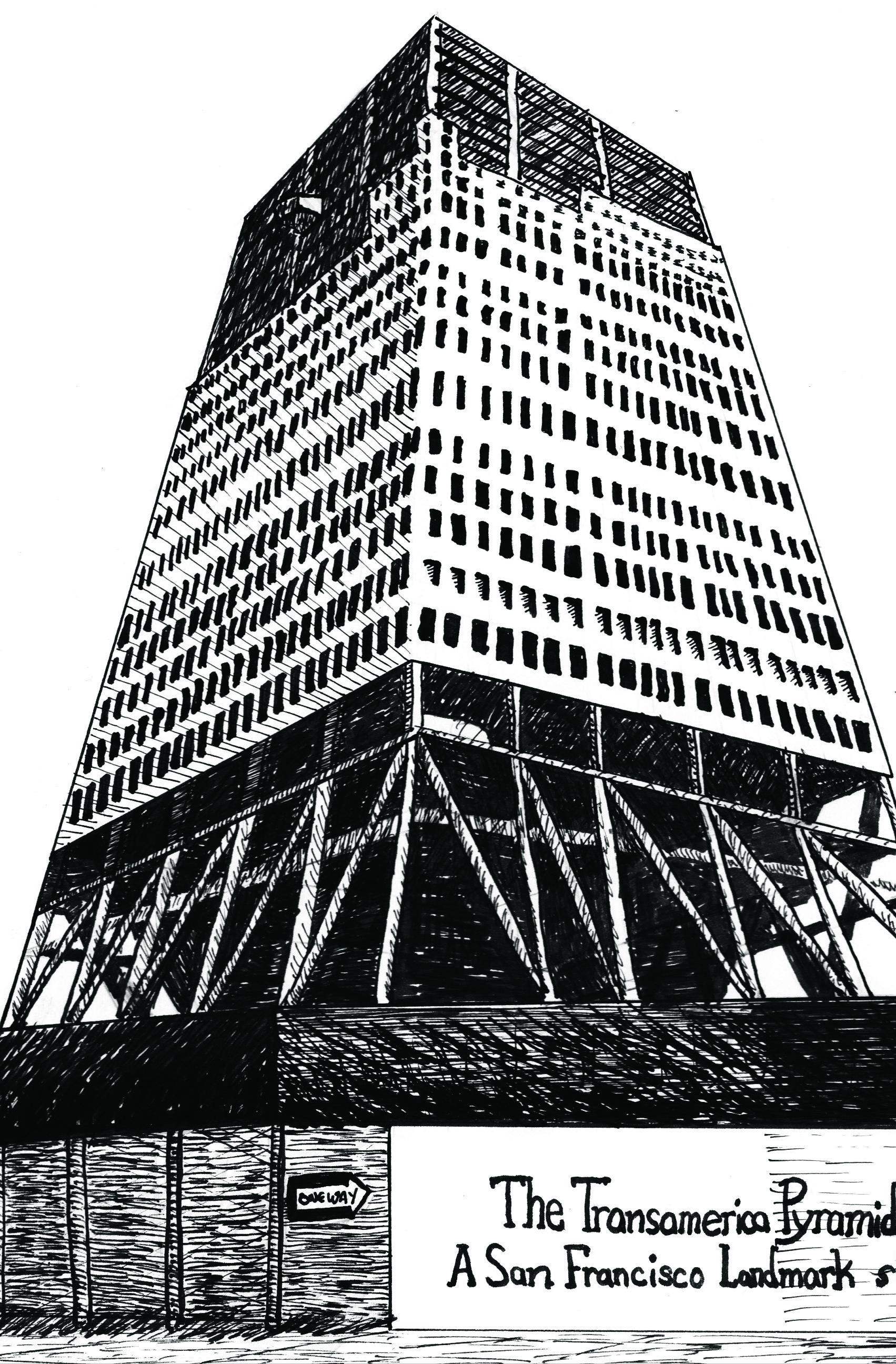 Transamercia Pyramid, 1971