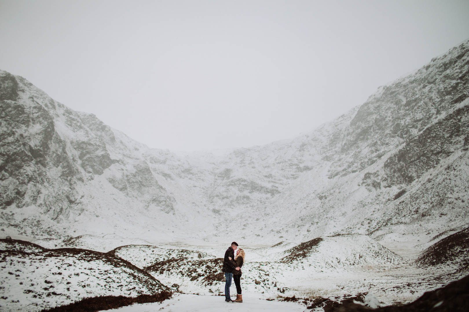 nicole +kieran - Glen Clova | December 2017