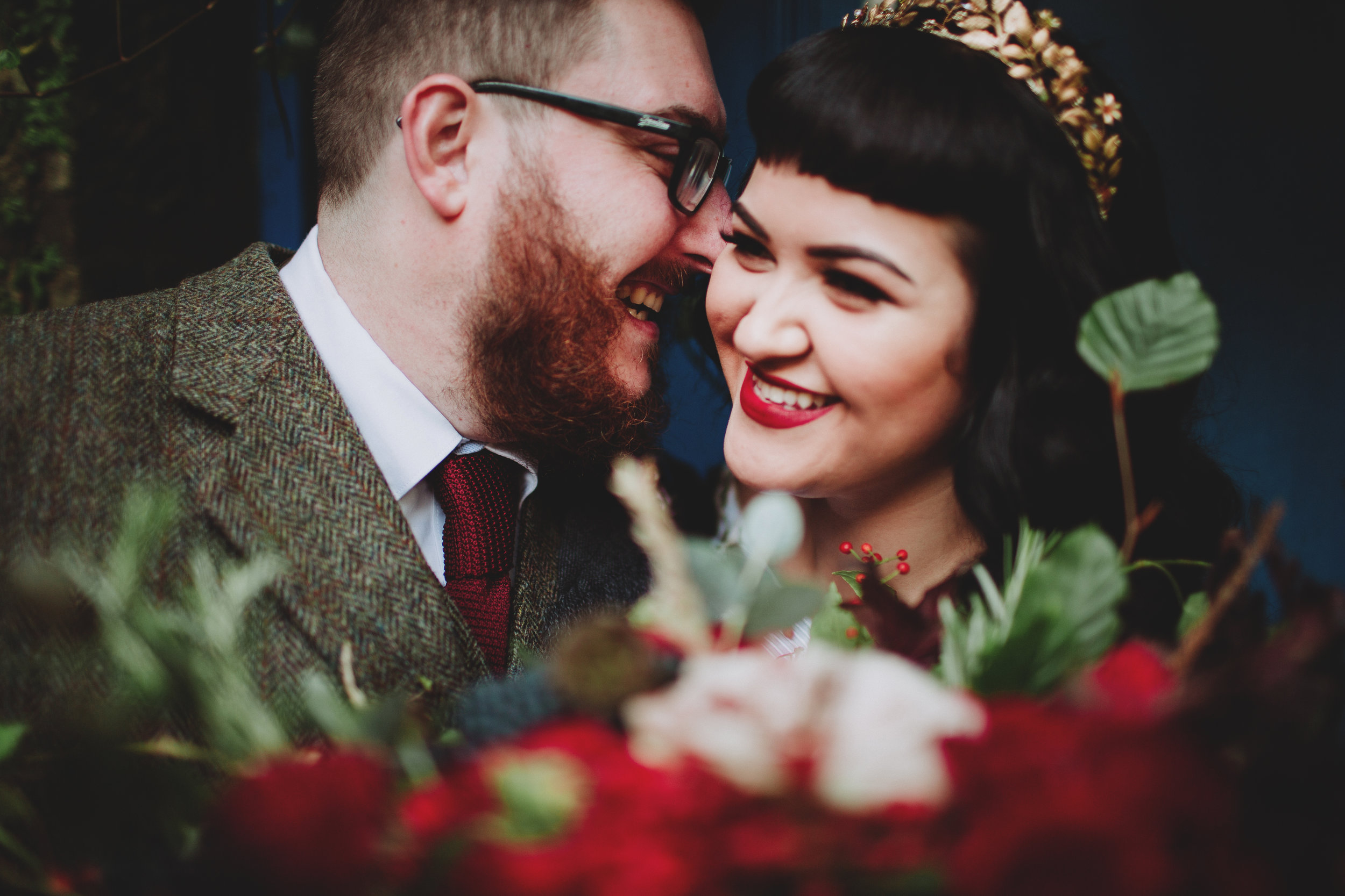 Jennifer + Stuart - Kelburn Castle | October 2016