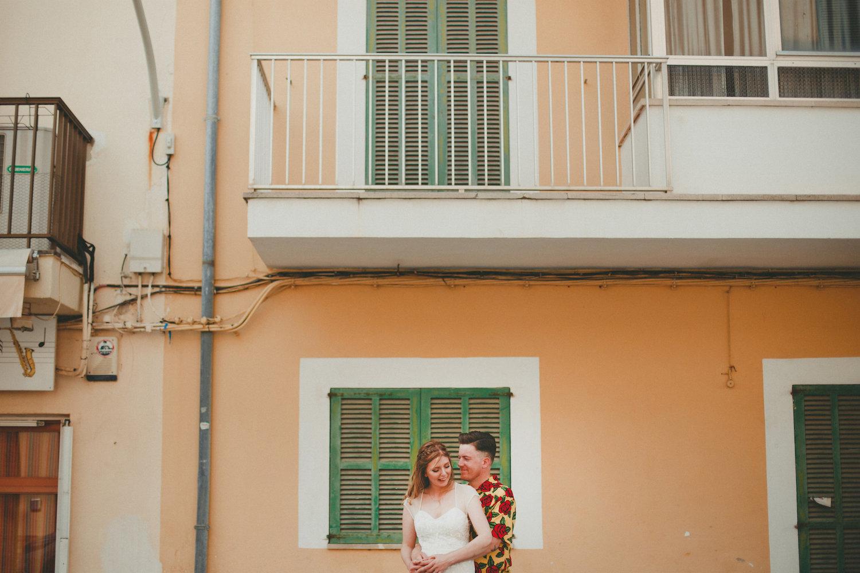 Matt + Jen - Mallorca, Spain
