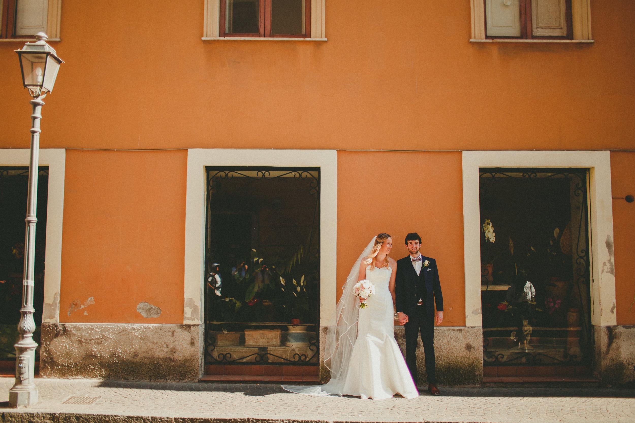 Laura + gareth - Sorrento, Italy