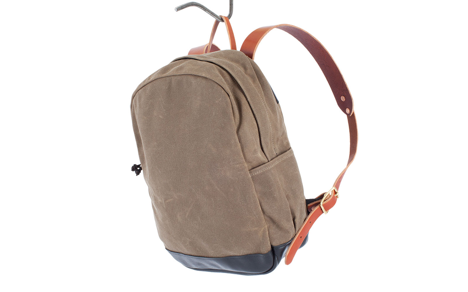 Saddle-tan-waxed-canvas-zip-backpack-back-pack-made-in-the-usa-joshuvela-quarter.jpg
