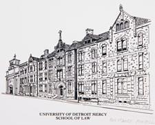 University of Detroit Mercy Law School