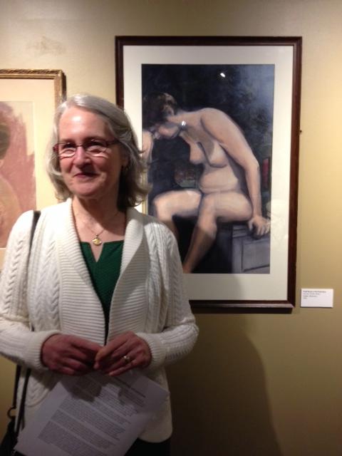 "Kathleen McNamee, ""Fallen Woman"""