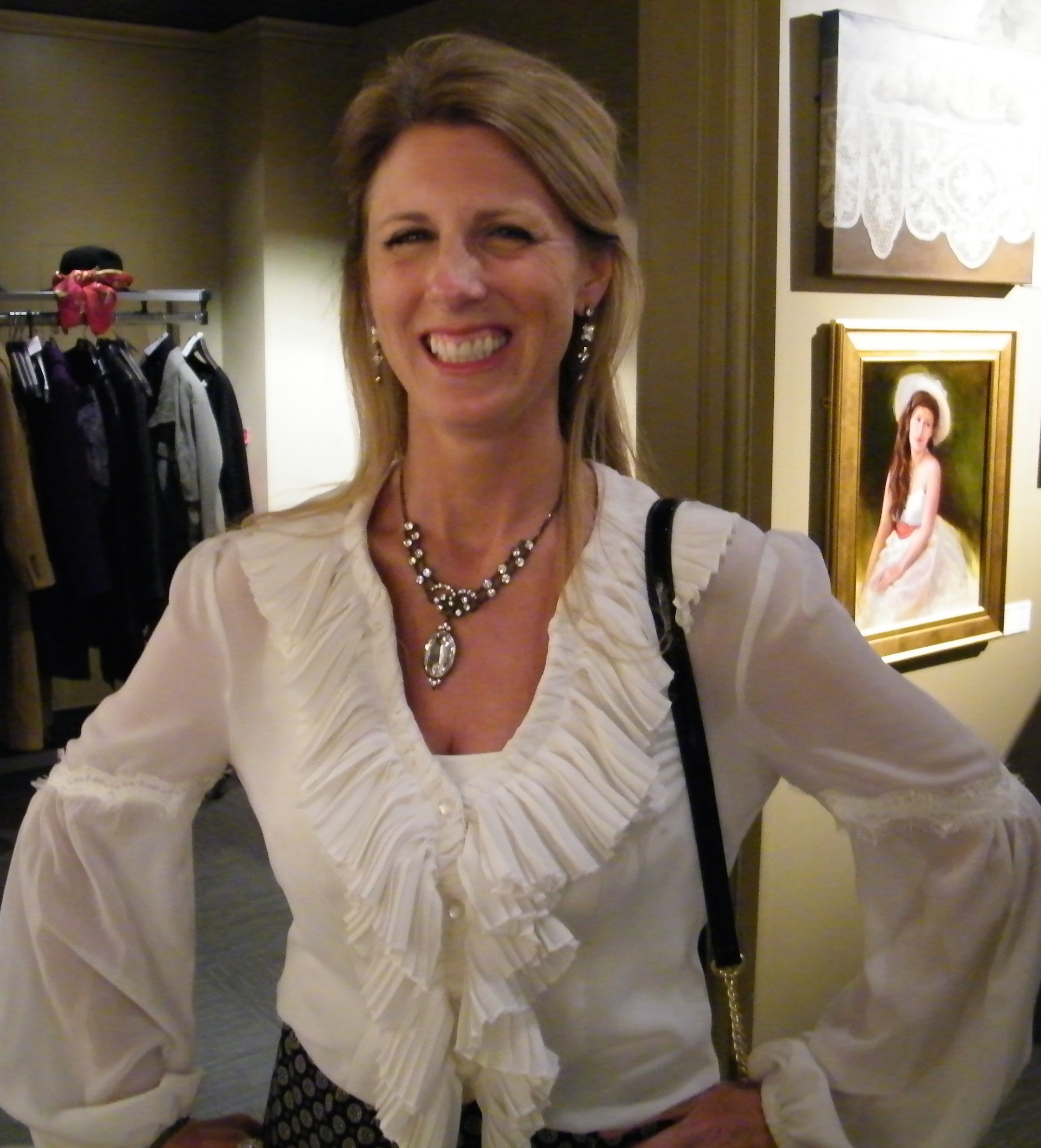 Nicole Camilleri, DSWPS president 2012-14