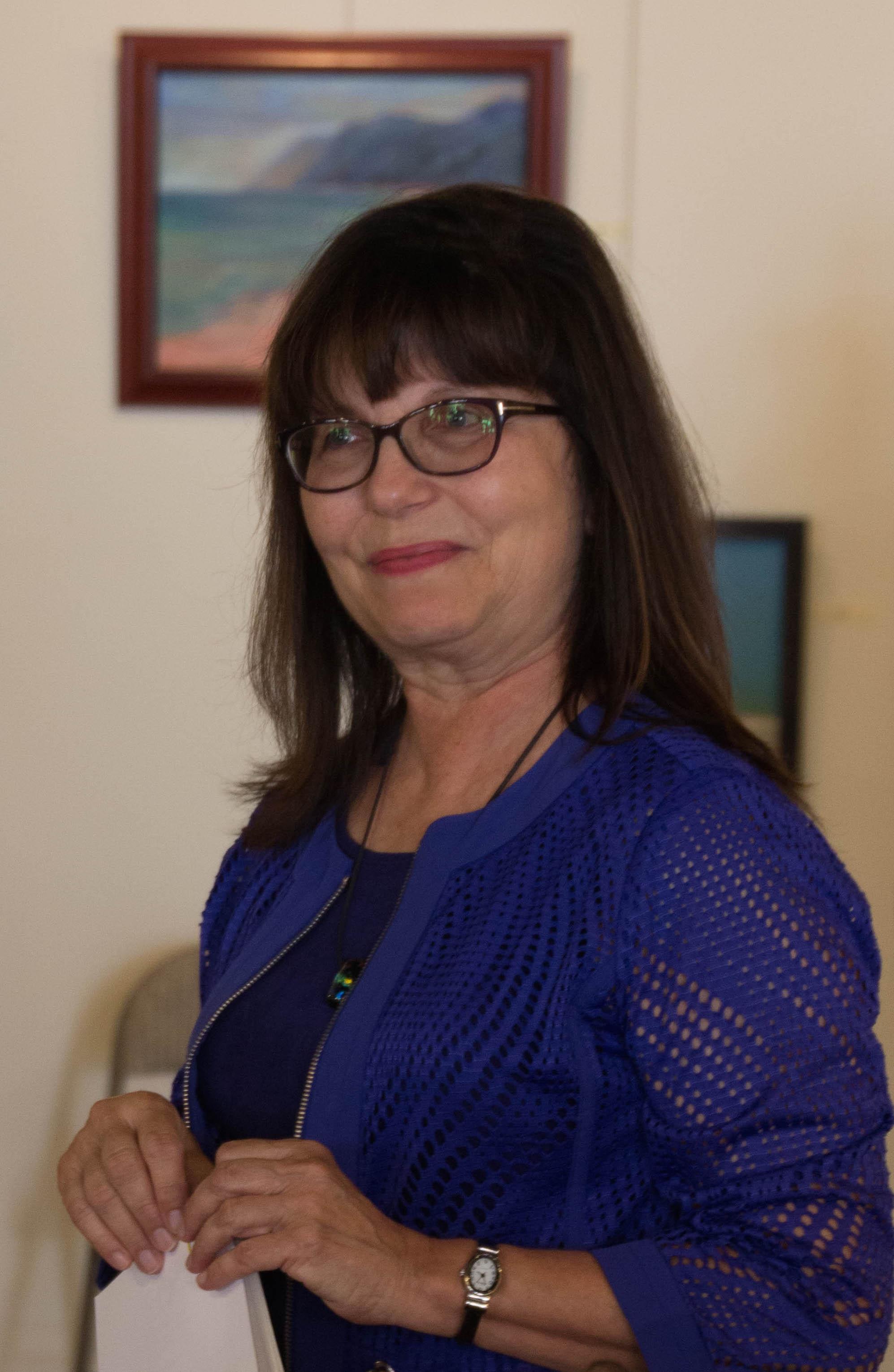 Deborah Benedic, Exhibition Chair