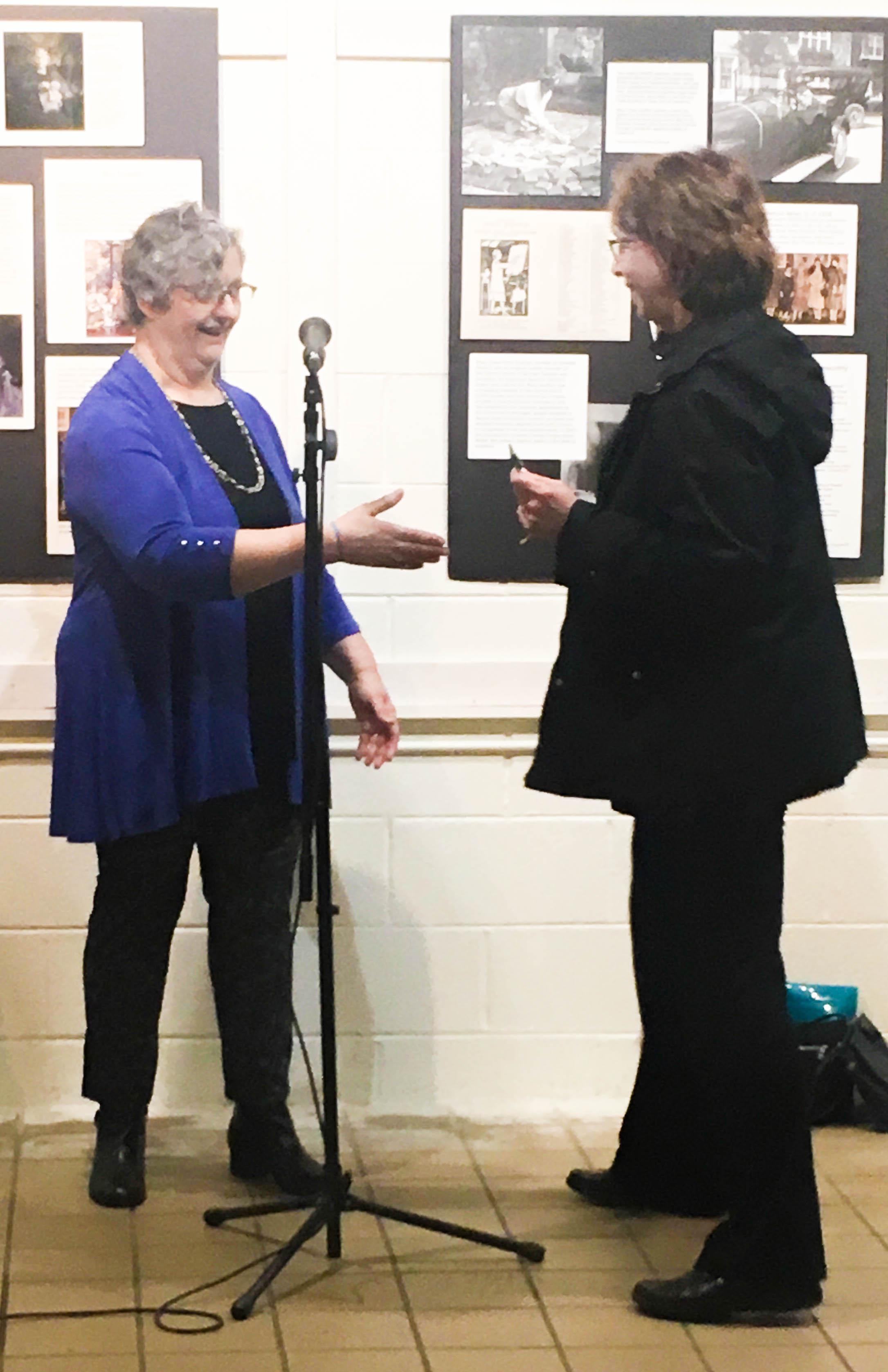 Honorable Mention: Sue Perrish, Heirloom