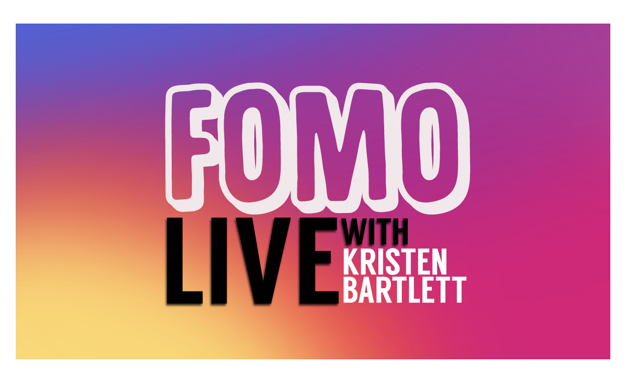 Pictures may be worth a thousand words, but Instagrams are straight-up lying. Kristen Bartlett (SNL) hosts a night of storytelling and stand-up as your favorite comedians share the Instas that made you feel left out and the true stories behind them.   TICKETS HERE