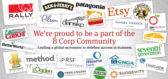 Some companies who have become B Corps, and found a way to be  legally care