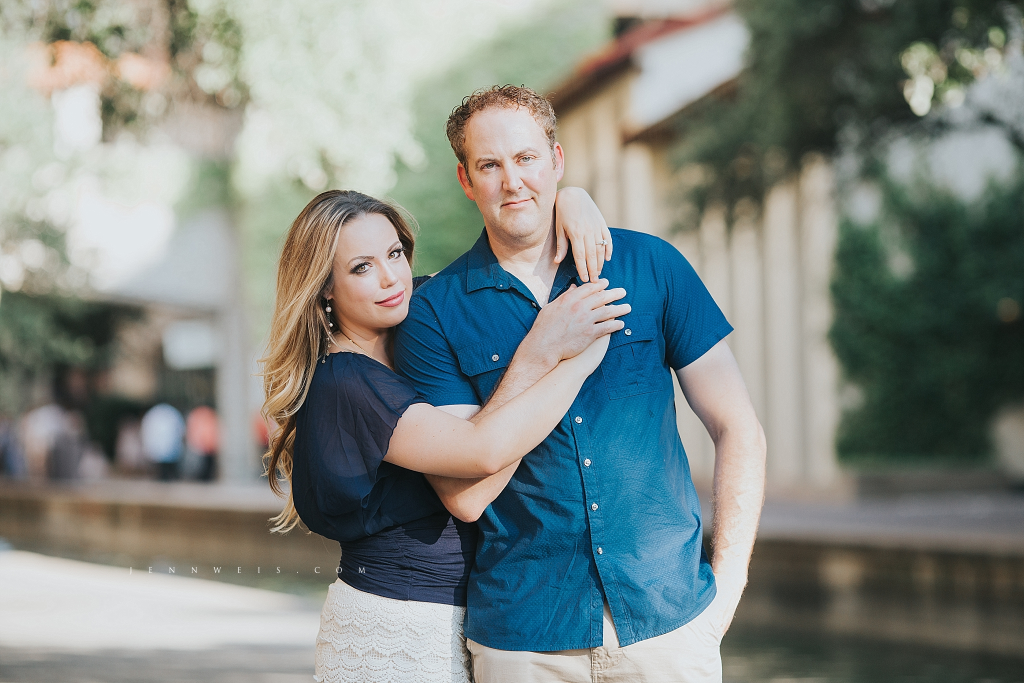 Family Photo Session in Las Colinas