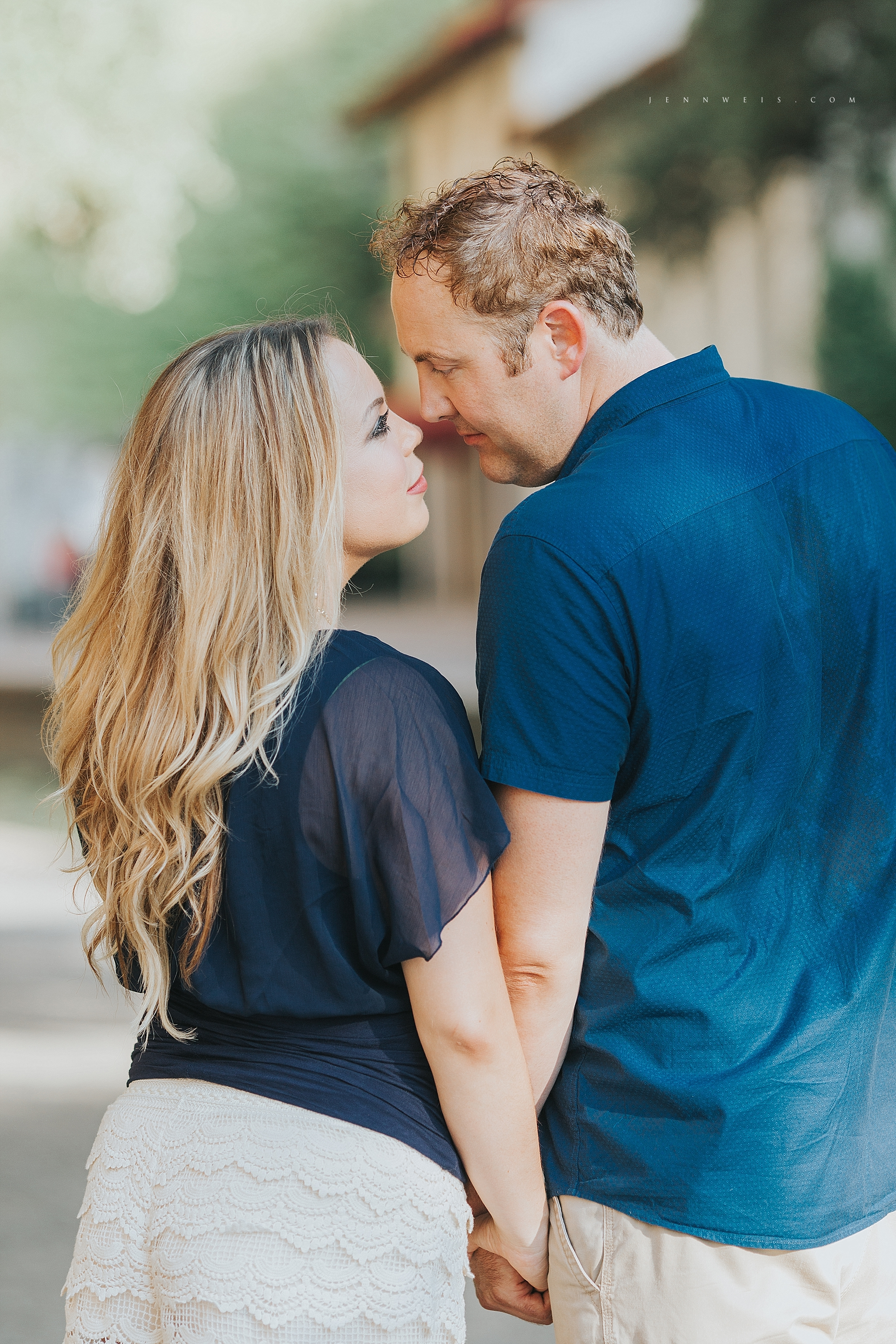 Engagement session in Las Colinas