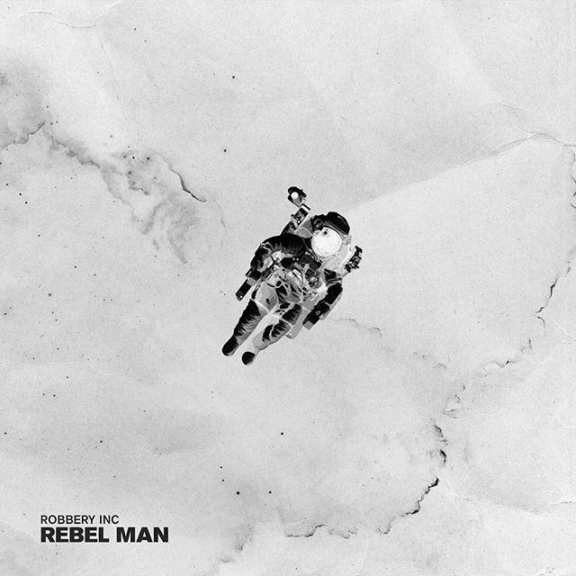 "New single ""Rebel Man"". Link in bio!!"