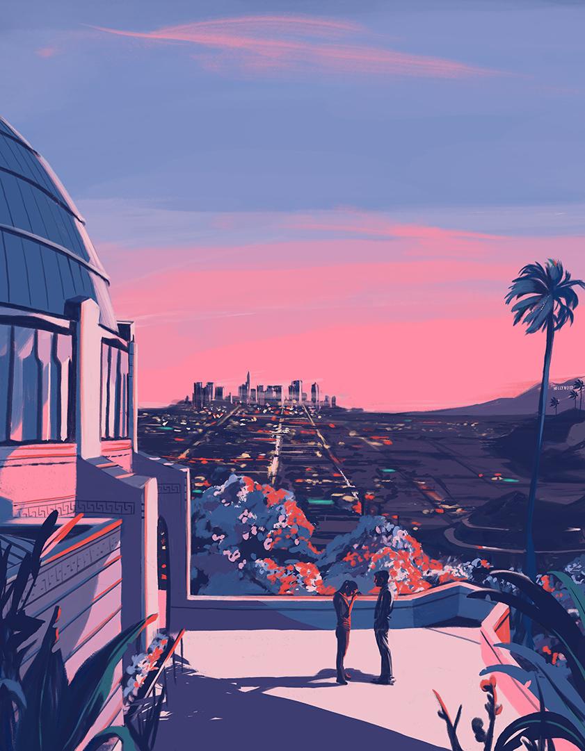 Playboy Fiction  -  Los Angeles