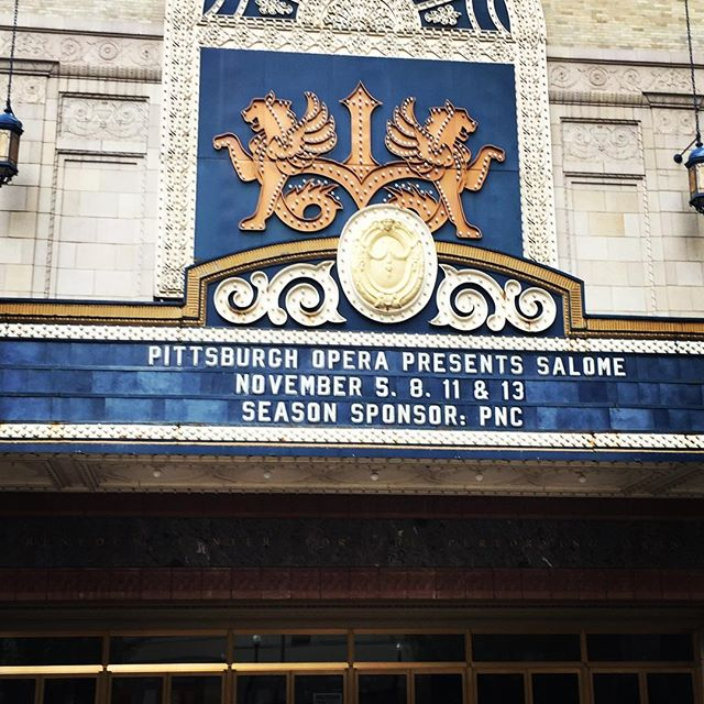 Salome - Pittsburgh Opera