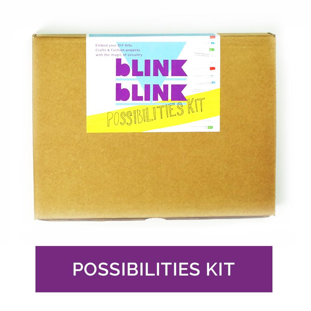 blink blink Possibilities Kit