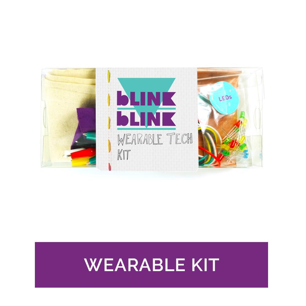 blink blink Wearable Kit