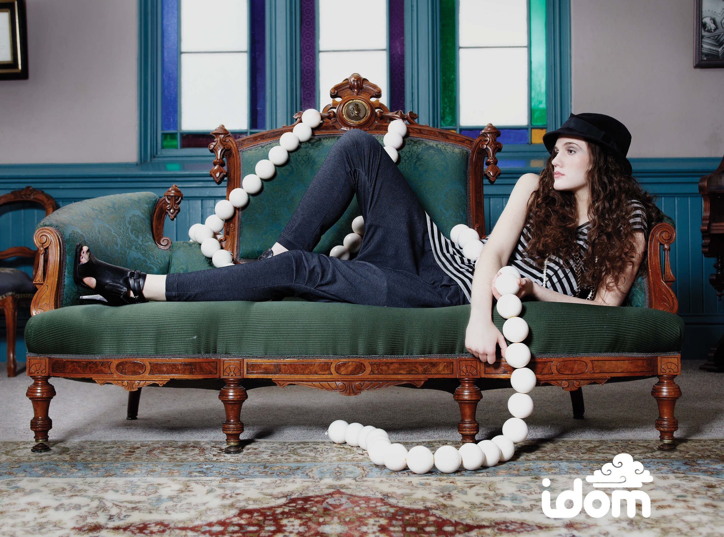 IDOM Fall / Winter 2011 Lookbook