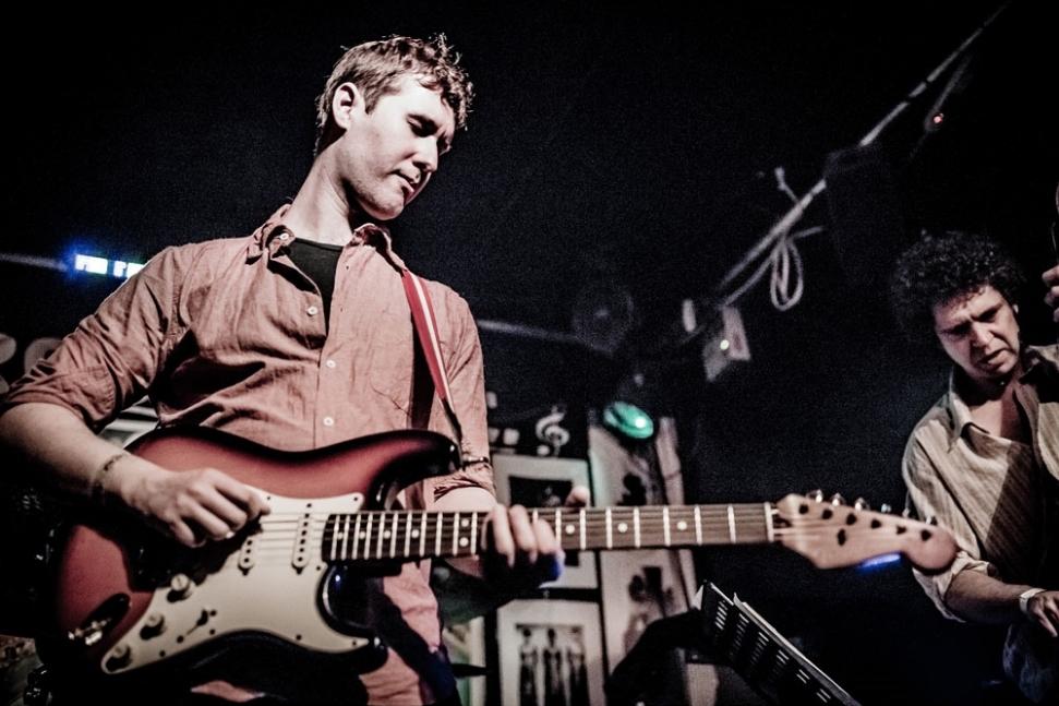 Nir Felder at Groove. Photo: Bart Babinski