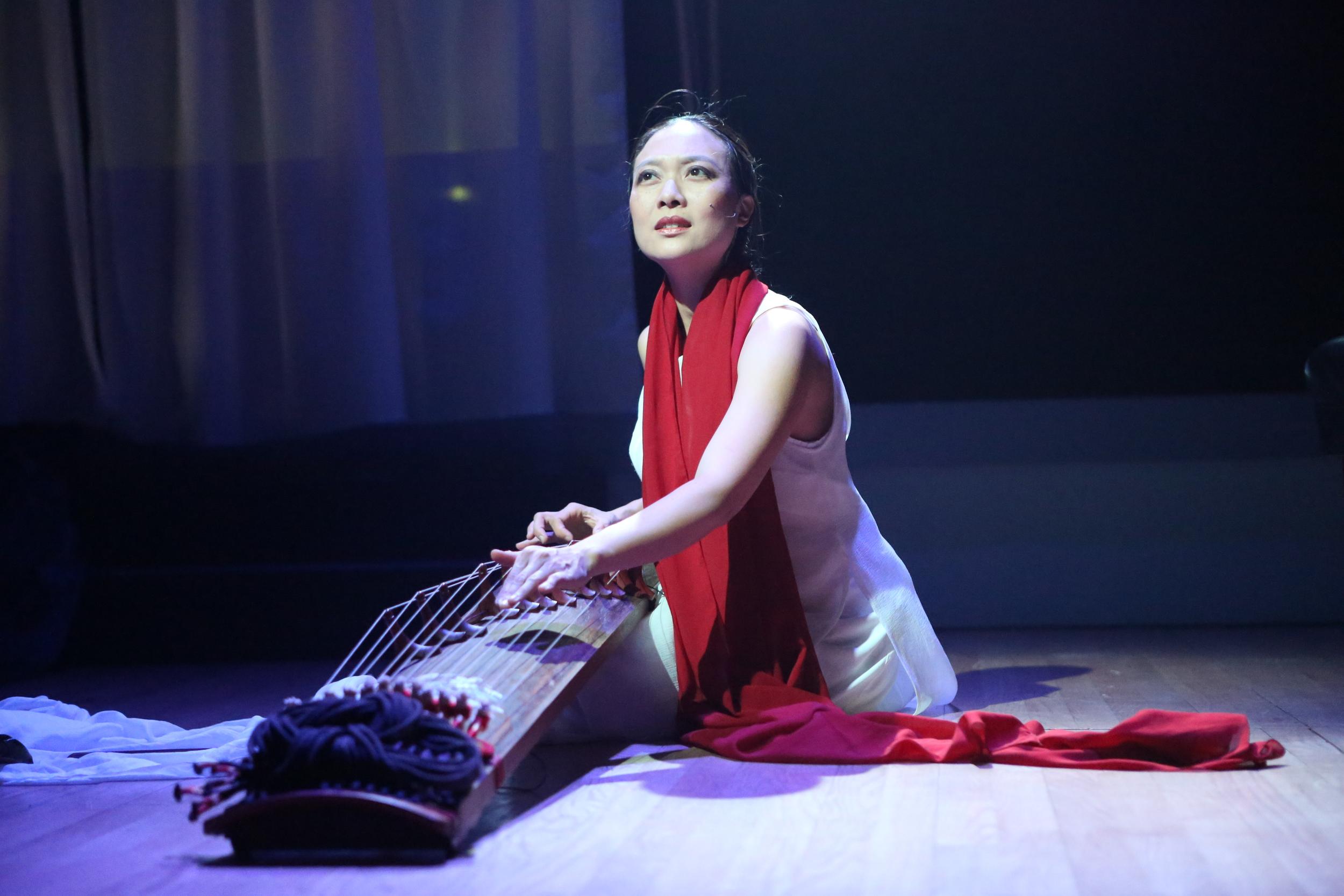 Jen Shyu.Photo bySteven Schreiber