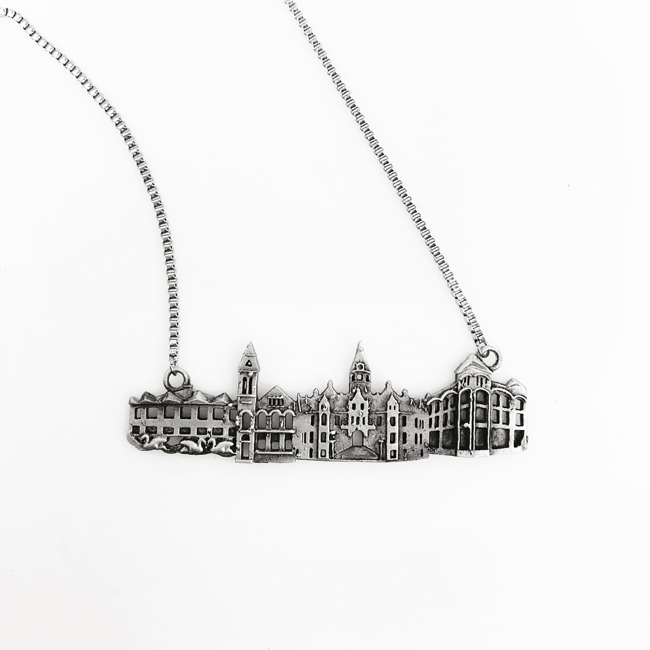 Streetscape Necklace