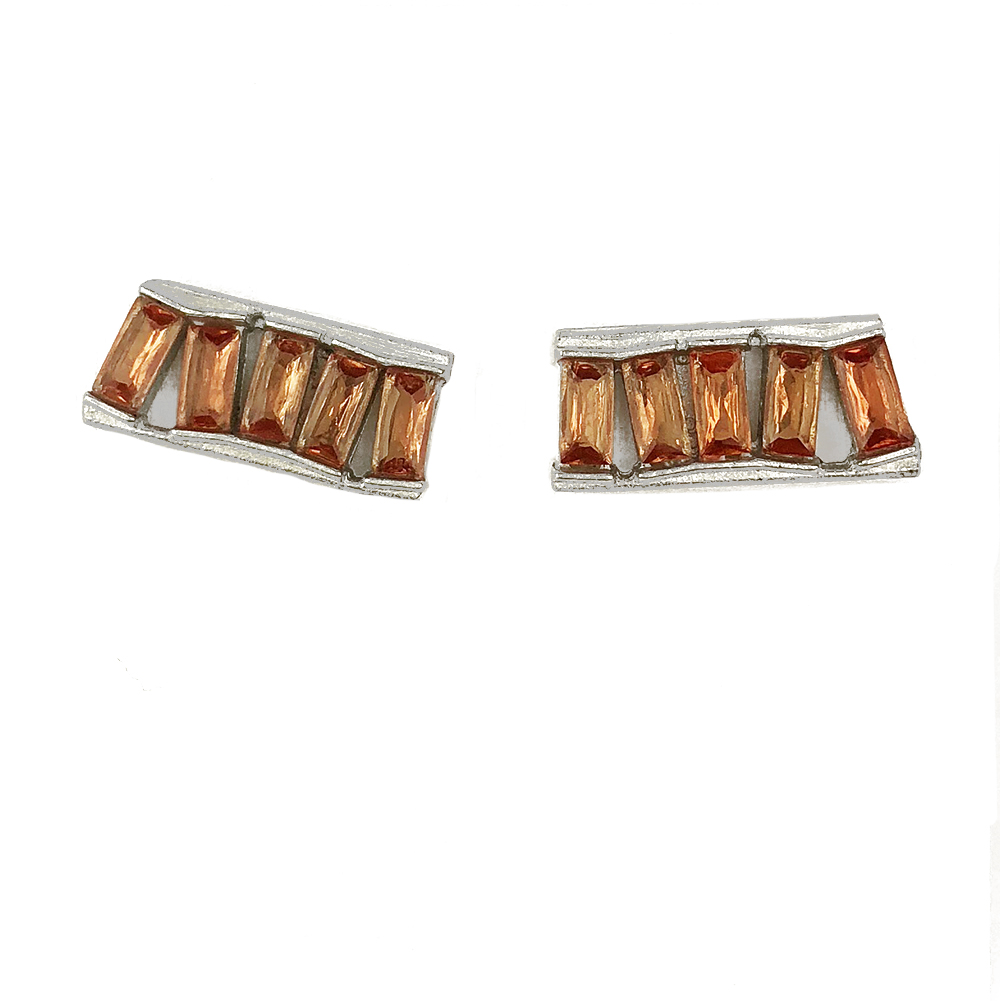 Baguette Collection - Earrings